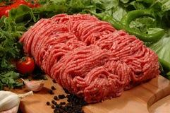 zmielony mięso Zdjęcia Stock