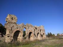 Zmienia Burg Ä°n stronę Zdjęcie Stock