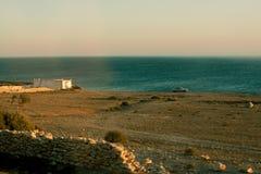 Zmierzch w Agadir Obrazy Royalty Free
