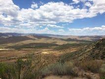 Zmierzchu punkt Arizona Fotografia Stock