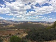 Zmierzchu punkt Arizona Fotografia Royalty Free