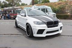 Zmodyfikowane BMW X serie Fotografia Stock