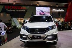 Zmodyfikowany Honda CR-V RM-V na pokazie Fotografia Stock