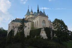 Zámok Bojnice Stock Photo