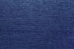Zmrok - błękit stemplująca kartonowa tekstura Fotografia Stock