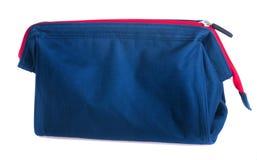 Zmrok - błękitna mężczyzna torba Fotografia Stock