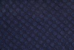 Zmrok - błękitna tkanka Zdjęcia Stock