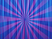 Zmrok - błękitny abstrakcjonistyczny tło Zdjęcia Royalty Free