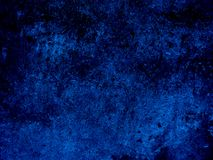 Zmrok - błękitny grunge tła układu projekt fotografia royalty free