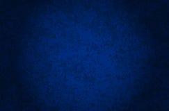 Zmrok - błękitny grunge textured tło Obraz Royalty Free