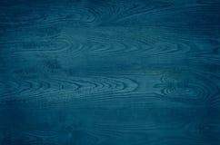 Zmrok - błękitny tła drzewo textured Zdjęcia Stock