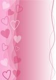 Zmrok - czerwieni płytka w art deco stylu z małymi kwiecistymi wzorami Zdjęcia Stock