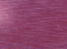 Zmrok - czerwona drelichowa tekstylna tekstura Obraz Stock