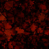 Zmrok - czerwony akwareli tekstury tło Fotografia Royalty Free