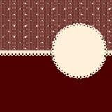 Zmrok - czerwony tło Obraz Stock