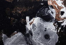 Zmrok malująca tekstura Zdjęcia Stock