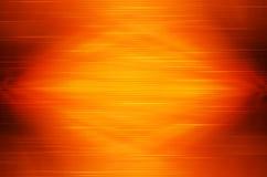 Zmrok - pomarańcze kreskowy tło Fotografia Royalty Free