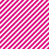 Zmrok różowa i biała przekątna paskuje bezszwowego wzór ilustracji