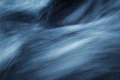 Zmrok wodna abstrakcjonistyczna przesłona obrazy royalty free