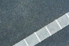 Zmroku asfalt tło Zdjęcie Stock