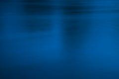 Zmroku - błękitny i czarny konceptualny abstrakcjonistyczny tło Obrazy Stock