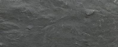 Zmroku czerni łupku popielaty rudny tło lub tekstura, zmroku kamienny tło, kamienna tekstura Fotografia Royalty Free