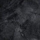 Zmroku czerni łupku popielaty tło lub tekstura Obraz Stock