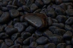 zmroku kamień Zdjęcie Stock