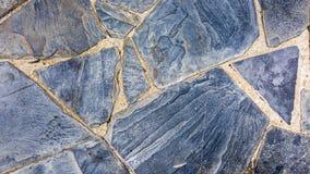 Zmroku powlekania kamienna podłoga Zdjęcie Royalty Free