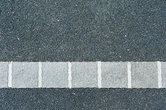 Zmroku asfalt tło Obraz Royalty Free