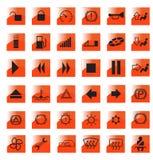 Znacząco znaki Obrazy Stock