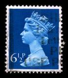 Znaczek pocztowy. Obraz Royalty Free