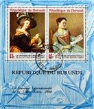znaczek pocztowy Zdjęcie Royalty Free