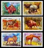 Znaczek pocztowy Obrazy Stock