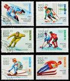 Znaczek pocztowy Zdjęcia Stock