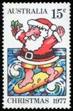Znaczek pocztowy - Australia obrazy stock