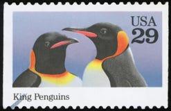 Znaczek pocztowy - usa obrazy royalty free
