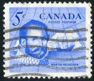 Znaczek pocztowy ZlatLAV 205 Obraz Stock
