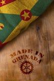 Znaczek Robić w Grenada Zdjęcie Royalty Free