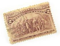 znaczka pocztowego, Zdjęcia Stock