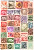 znaczki antykwarscy zdjęcie royalty free