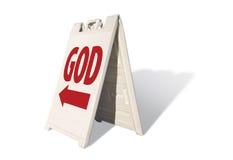 znak boga namiot obrazy royalty free