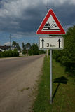 znak drogowy fotografia royalty free