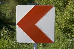 znak drogowy Obrazy Royalty Free