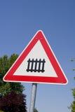 znak drogowy Zdjęcie Royalty Free