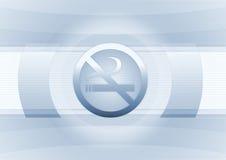 znak nie palić Obrazy Royalty Free