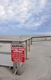 Znak ostrzegawczy zdjęcie stock