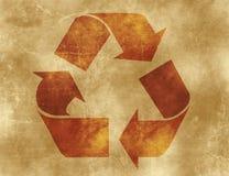 znak recyklingu Obrazy Stock