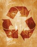 znak recyklingu Obrazy Royalty Free