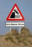 znak slipway promie Obrazy Royalty Free